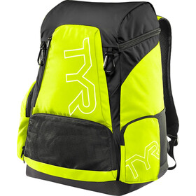 TYR Alliance 45L Rugzak, flou yellow